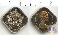 Каталог монет - монета  Багамские острова 15 центов