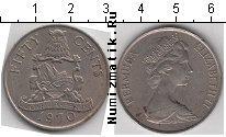 Каталог монет - монета  Бермудские острова 50 центов
