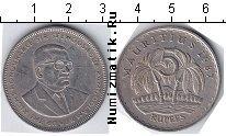 Каталог монет - монета  Маврикий 5 рупий