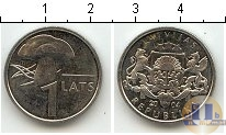 Каталог монет - монета  Латвия 1 лат