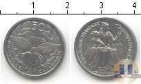 Каталог монет - монета  Каледония 50 сантим