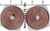 Каталог монет - монета  Нигерия 1/2 пенни
