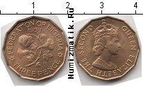 Каталог монет - монета  Нигерия 3 пенса
