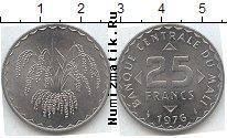 Каталог монет - монета  Мали 25 франков