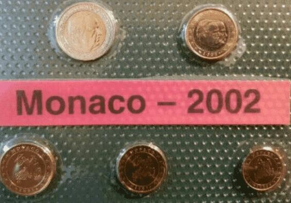 Предлагаю редкий комплект евро Монако по лучшей цене ! всего 3400р. (Найдете дешевле-обсудим!) Мини