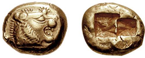 Монеты – происхождение