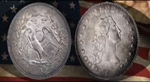 Видео: Обзор монет 1 доллар США ПЕРВЫЙ ДОЛЛАР США