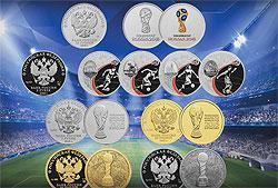 Смотреть 25 рублей ОБЗОР НОВЫХ МОНЕТ ЧЕМПИОНАТ МИРА ПО ФУТБОЛУ В РОССИИ FIFA 2018
