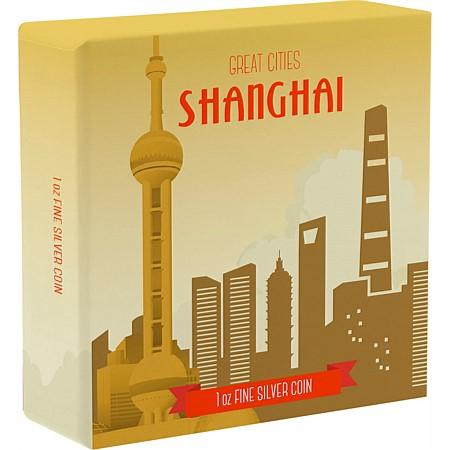 Фото «Шанхай» - новая сер
