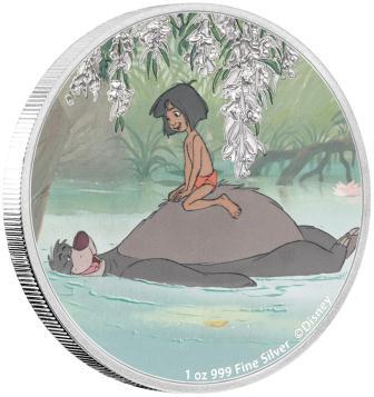 Фото Маугли на новых моне