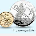Читать новость нумизматики - Коллекционные монеты Англии сегодня