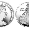 Читать новость нумизматики - Монеты острова Вознесения «Rule, Britannia!»