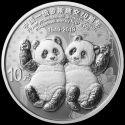Читать новость нумизматики - Дружба Китая и России на монете с пандами