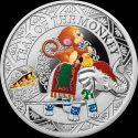 Читать новость нумизматики - Серебряные памятные монеты «Год Обезьяны» Польша 2015 год