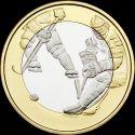 Читать новость нумизматики - В январе Финляндия выпустит коллекционную монету «Хоккей»
