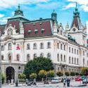 Читать новость нумизматики - 100 лет университету в Любляне