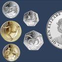 Читать новость нумизматики - Новые монеты обращения острова Мэн