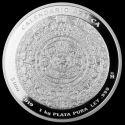 Читать новость нумизматики - Календарь ацтеков в килограммовой монете