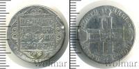 Монета 1796 – 1801 Павел I 1 полуполтинник Серебро 1801