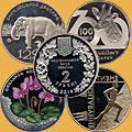 Монеты Украины 2 гривны