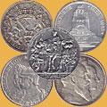 Монеты кайзерской Германии
