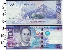 Изображение Боны Филиппины 100 песо 0  UNC-