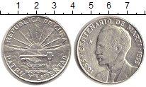 Изображение Монеты Куба 1 песо 1953 Серебро VF