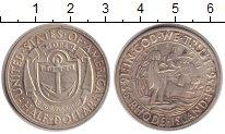 Изображение Монеты США 1/2 доллара 1936 Серебро UNC- Род Айленд