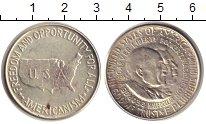 Изображение Монеты США 1/2 доллара 1952 Серебро UNC-
