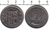 Изображение Монеты Маврикий 1 рупия 1978 Медно-никель VF
