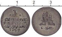 Изображение Монеты Германия Гамбург 1 шиллинг 1794 Серебро VF