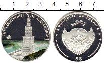 Изображение Монеты Палау 5 долларов 2009 Серебро UNC-