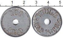 Изображение Монеты Дания Гренландия 100 эре 1910 Алюминий XF