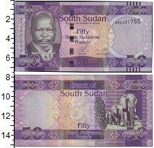 Изображение Боны Судан 50 фунтов 0  UNC-