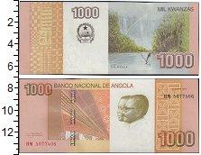 Изображение Банкноты Ангола 1000 кванза 0  UNC-
