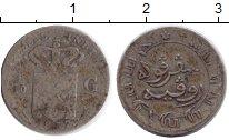 Изображение Монеты Нидерландская Индия 1/10 гульдена 1857 Серебро VF
