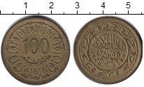 Изображение Монеты Тунис 100 миллим 1960  XF
