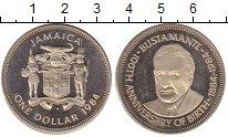 Изображение Монеты Ямайка 1 доллар 1984 Медно-никель Proof-