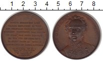 Изображение Монеты Франция медаль 1825 Медь XF