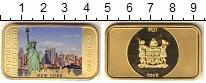 Изображение Монеты Фиджи 1 доллар 2015 Латунь Proof