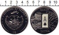 Изображение Монеты Палау 1 доллар 2008 Медно-никель UNC