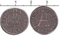 Изображение Монеты Оснабрук 2 гроша 1666 Серебро VF