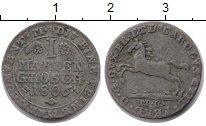 Изображение Монеты Брауншвайг-Вольфенбюттель 1 мариенгрош 1806 Серебро VF