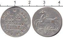 Изображение Монеты Ганновер 1/12 талера 1792 Серебро XF