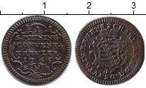 Изображение Монеты Саксен-Майнинген 1 крейцер 1765 Серебро XF-