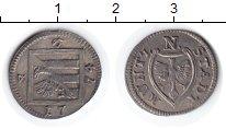 Изображение Монеты Нюрнберг 1 крейцер 1774 Серебро UNC-