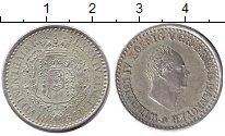 Изображение Монеты Ганновер 1/6 талера 1834 Серебро UNC-