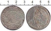 Изображение Монеты Саксония 1/3 талера 1697 Серебро XF IK