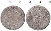 Изображение Монеты Швеция 1 эре 1596 Серебро VF