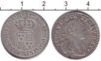 Изображение Монеты Франция 12 солей 1718 Серебро XF ВВ